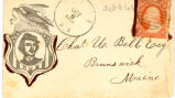 Commemorative Envelope, circa 1861