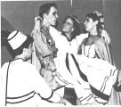 "Production of ""Kiss Me Kate"", Lake Forest Academy, 1986"