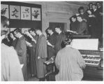 Holiday Concert, Lake Forest Academy, 1960