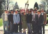 Junior Engineering Technical Society (JETS) Competition Winners, Lake Forest Academy, 1988