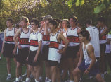 Cross Country Team, Lake Forest Academy, 1998