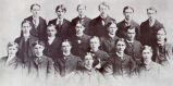 Senior Class, Lake Forest Academy, 1895