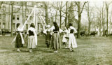 May Day Peasant Dance, Ferry Hall, 1920