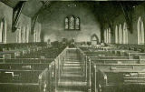 Chapel at Ferry Hall, 1909