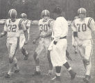 Football, Lake Forest Academy, 1952