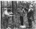 Seventh Grade Science Class Outdoor Activity 1984
