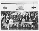 Crestwood School Faculty Photo 1954 Version 1