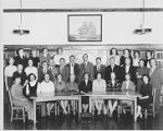 Crestwood School Faculty Photo 1954 Version 2