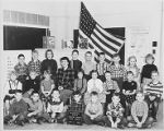 Crestwood School Grade 2 Class Photo 1956