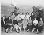 Greenbriar Elementary School Faculty 1950s