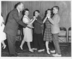 Crestwood School Fortnightly Social Dance Open House 1960