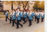 Northbrook Junior High Band Halloween Parade 1980