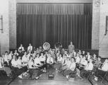 Northbrook School Band 1954