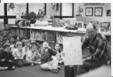 Author William Nicola-Lisa at Meadowbrook Elementary School 1998