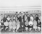 Meadowbrook Elementary School Faculty Photo 1962