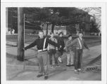 Patrol Boys at Crestwood School 1950s