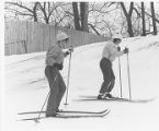 Northbrook Junior High Skiing Class 1985