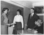 Northbrook Junior High PTA Parent and Teacher Math Presentation 1960s