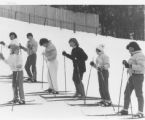 Northbrook Junior High School Skiing Class 1985