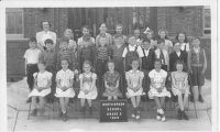 Northbrook School Grade 3 1940