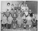 Meadowbrook Elementary School Room 1 Class Photo 1963