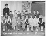 Meadowbrook Elementary School Room 2 Class Photo 1963