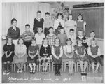 Meadowbrook Elementary School Room 4 Class Photo 1963