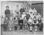 Meadowbrook Elementary School Room 7 Class Photo 1963