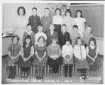 Meadowbrook Elementary School Room 8 Class Photo 1963