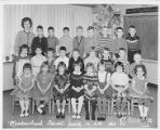 Meadowbrook Elementary School Room 12 Class Photo 1963