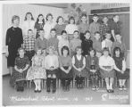 Meadowbrook Elementary School Room 14 Class Photo 1963