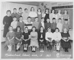 Meadowbrook Elementary School Room 15 Class Photo 1963