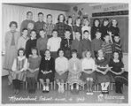 Meadowbrook Elementary School Room 16 Class Photo 1963