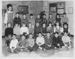 Oaklane Elementary School Room 9 Class Photo 1966