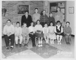 Oaklane Elementary School Room 11 Class Photo 1966