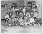 Oaklane Elementary School Room 14 Class Photo 1966