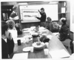 Meeting About Proposed Additions to Northbrook Junior High School, 1989-1990