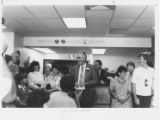 Greenbriar Principal Warren Peters Retirement Reception 1985