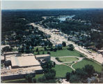 Woodward Governor Co. aerial view looking South