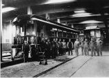 Rockford  and Interurban  Railway Repair Shop