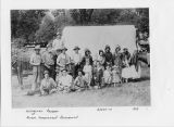Roscoe Fall Festival's historical pageant 1918