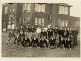 Harlem Consolidated High School football team, 1935
