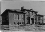 Harlem Consolidated School, completed March, 1911