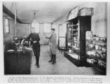 Harlem Consolidated School chemical laboratory