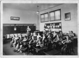 Harlem Village School primary grades, 1935