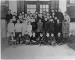 Harlem Consolidated School all classes picture, 1924