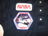 NASA polo shirt-093