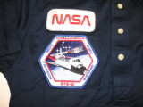 NASA Polo shirt