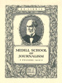 Medill School of Journalism, founded 1920