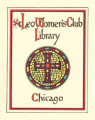 St. Leo Women's Club Library, Chicago 2